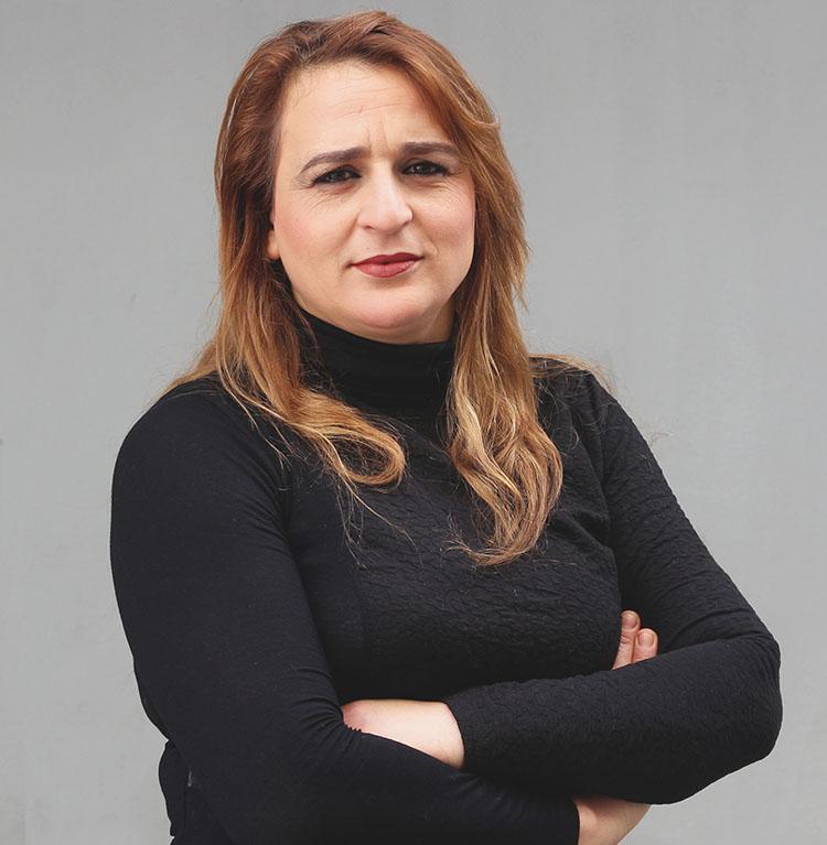 Sonia EGHRAIRI