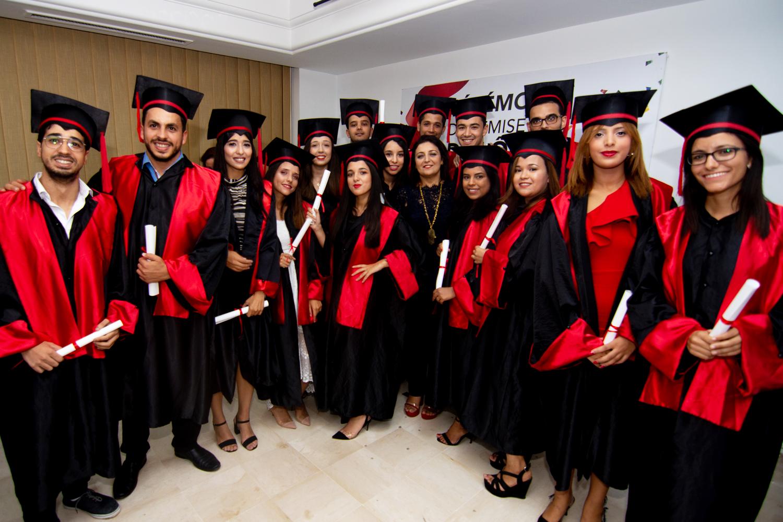 Cérémonie de remise des diplômes- Promotion 2019