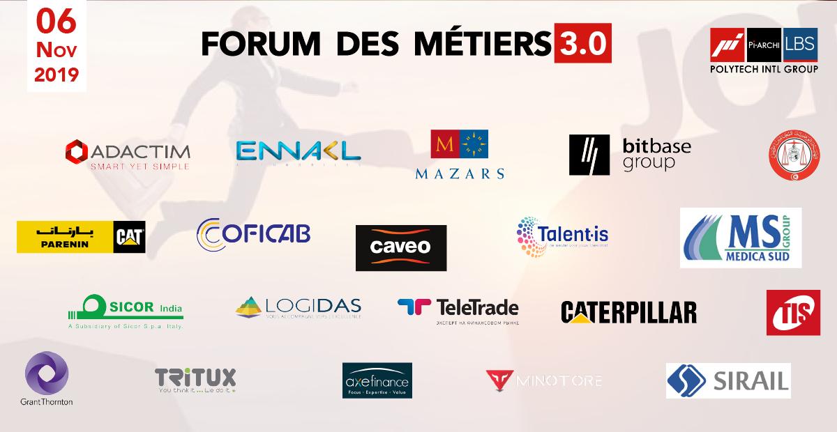 Forum des métiers 3.0