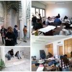 Ambiance Atelier DNA1 pendant les deux années universitaires (2018/2019) & (2019/2020)