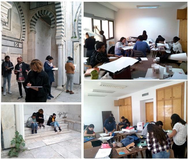 L'enseignement de l'atelier d'architecture à Polytech Intl